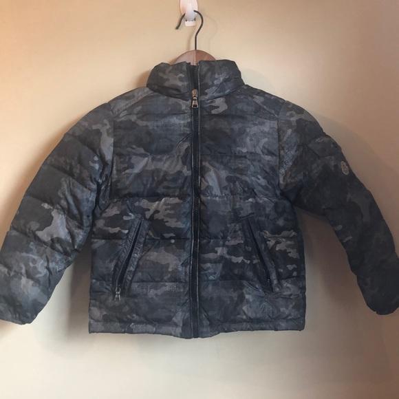 173bb28c3 Moncler Boys Army Coat